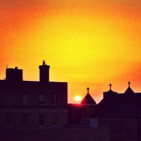 belk-sunset
